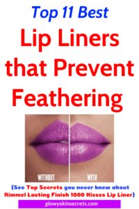 A curated list of the best lip liner to prevent feathering