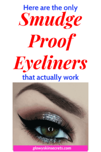 An expert review of the best smudge proof eyeliner for waterline, best eyeliner for waterline that doesn't smudge, best non smudge eyeliner pencil